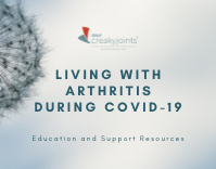 living with arthritis during covid 19